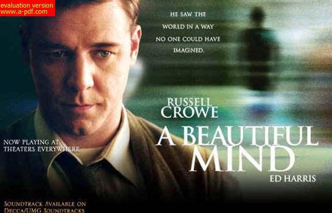 A Beautiful Mind 2001  IMDb